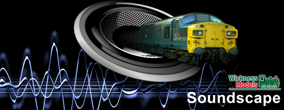Wickness Soundscape for that realistic driving sound experience - click for more ...