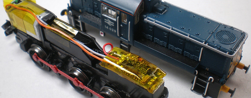 Wickness Models DCC Fitting Service  - click above for more....