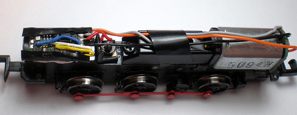 N Gauge DCC Conversion - click above for more....